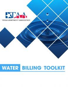 TAA Water Billing Tool Kit | Texas Apartment Association
