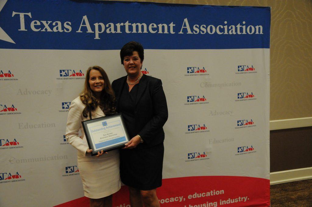 taa recognizes outstanding membership recruitment efforts