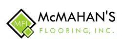 McMahan's Flooring Inc. Logo