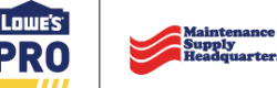 Maintenance Supply Headquarters Logo